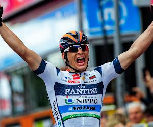 Trekt na Van Gestel nu ook een ritwinaar uit de Giro naar Total Direct Energie?