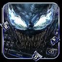 Venom Symbiote Avenger Keyboard Theme 10001016