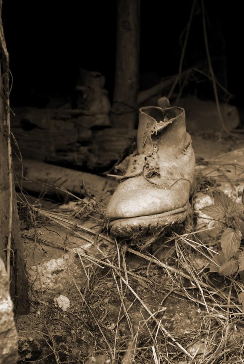Old shoe di Esteban80