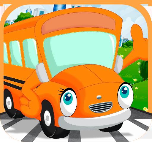 Bus Racing Tayo Car