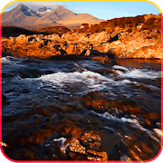 Hills Water Fall LWP