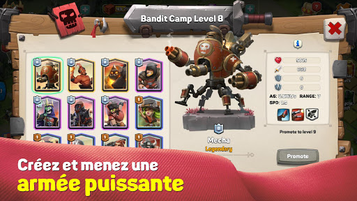 Caravan War: Tower Defense  captures d'écran 2