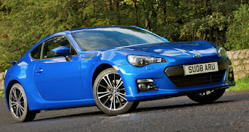New BRZ is a first for Subaru