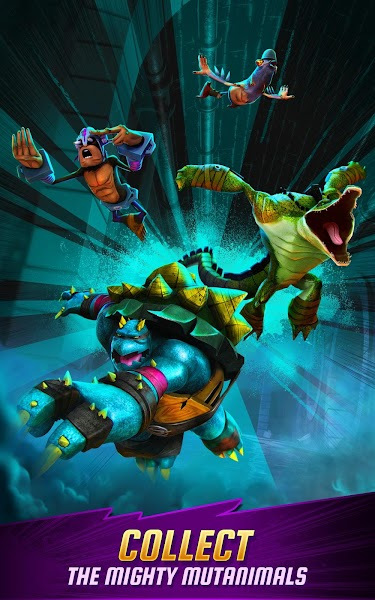 Ninja Turtles: Legends v1.7.25 [Mod Money]
