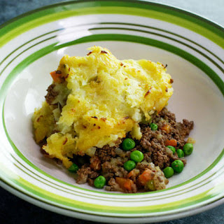 Clodagh McKenna's Shepherd's Pie with Colcannon Topping