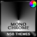 MonoChrome Theme for Xperia icon