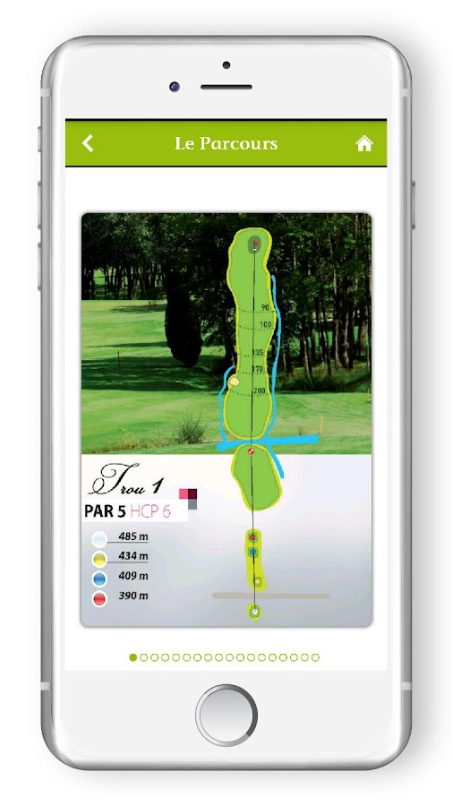 Golf Club de Giez- screenshot