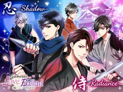 Samurai Love Ballad: PARTY Mod Apk (Unlimited Pearls, Love Passes, Energy) 8