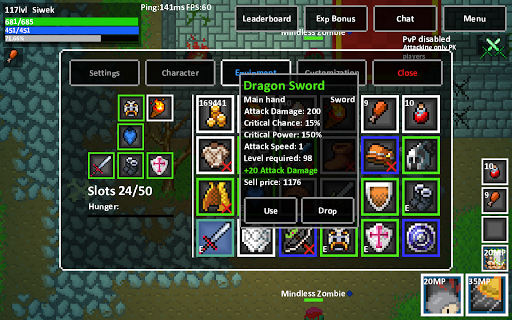 Heroes & Rats MMORPG Online painmod.com screenshots 15