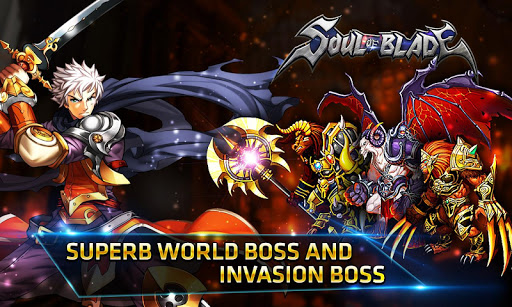 Soul of Blade: Manga ARPG v1.0 APK+DATA (Mod)