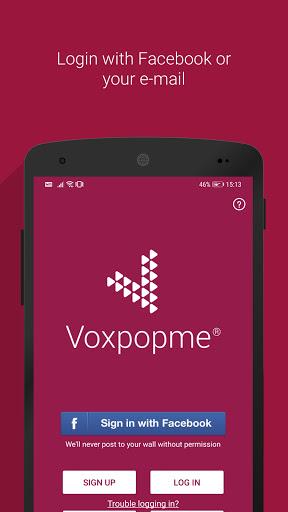Voxpopme - Paid Video Surveys Apk 1