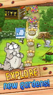 Simon's Cat – Pop Time MOD Apk 1.17.1 (Unlimited Lives/Coins) 2