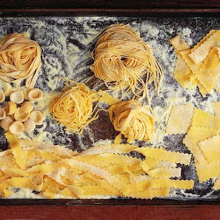 Fresh Pasta Sheets Recipes