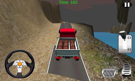 無料模拟Appの貨物トラックの高速駆動|記事Game