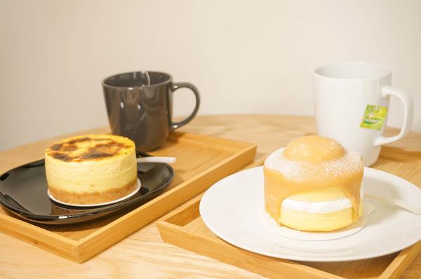 東京巴黎甜點,維尼最愛的北海道牛奶糖布蕾燒