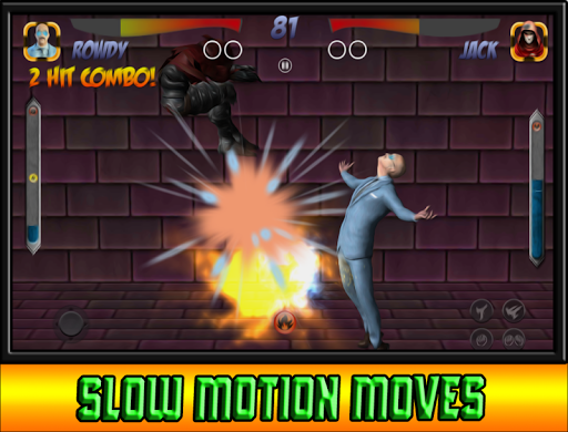 Mortal Deadly Street Fighting Game screenshots 9