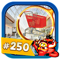 # 250 New Free Hidden Object Games Puzzle Big Mall icon