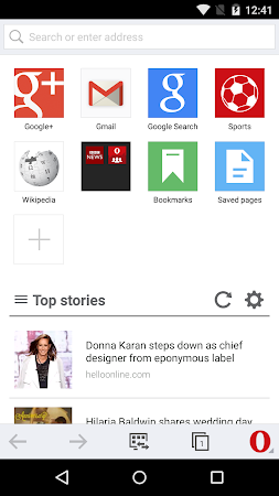 Opera Mini web browser 10.0.1884.93721 screenshot 4476
