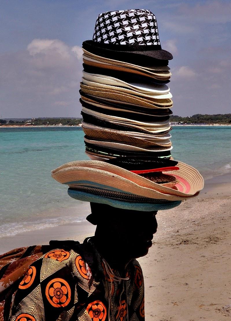 L'uomo dei cappelli di benny48