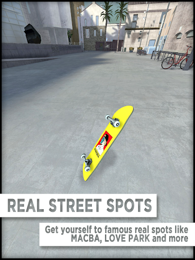 True Skate apkpoly screenshots 10