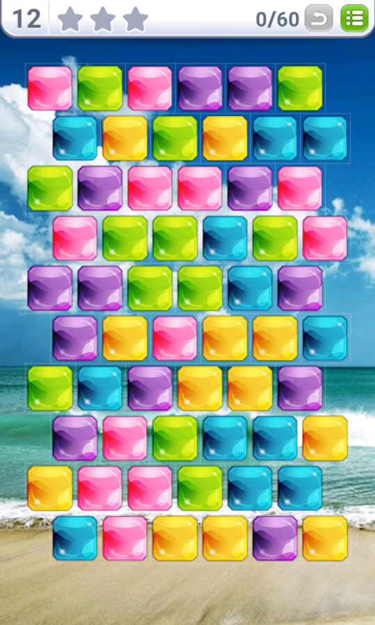 Blocks Breaker- screenshot