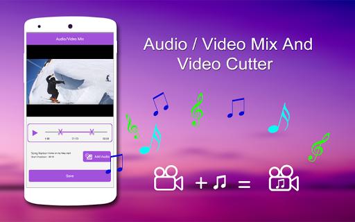 Audio / Video Mix,Video Cutter  screenshots 6