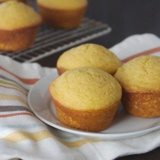 Honey Corn Muffins.