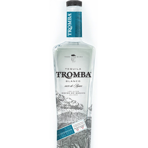Tequila Tromba Blanco 750ml