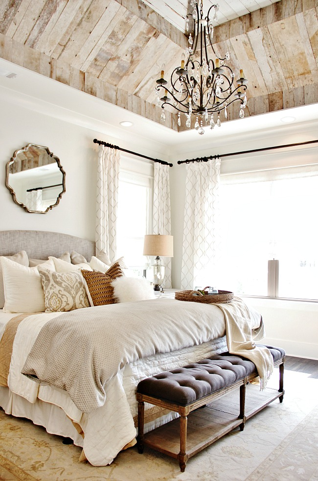 Modern Farmhouse Style for Bedroom
