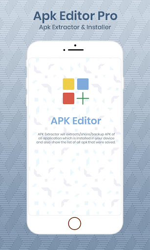 APK Editor Pro : APK Extractor & Installer 1.0 screenshots 1