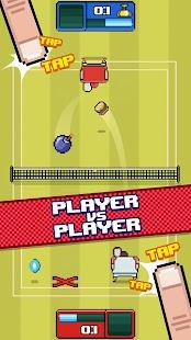Timber Tennis Screenshot
