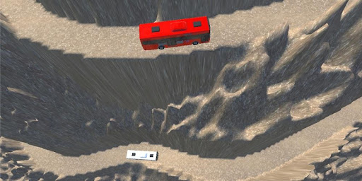 Hill Bus Driving screenshot 7