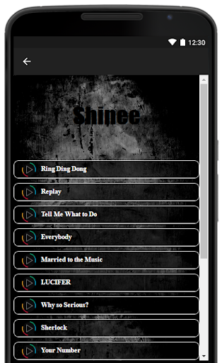 Download Shinee Music Song Lyrics Google Play softwares