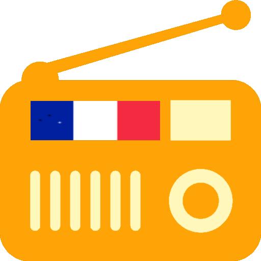Radios Françaises : Appli gratuite et sans Pub Icon