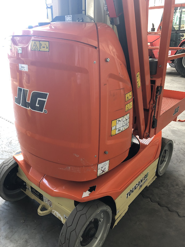 Picture of a JLG TOUCAN 8E XL
