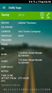 TrackOn HOS - náhled