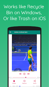 Recover Bin: Trash for Android – Restore Photos 3