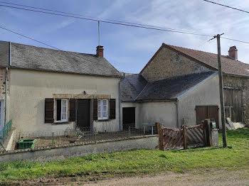 maison à Montigny-en-Morvan (58)