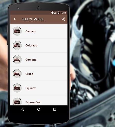 Reset Oil Service Pro screenshot 5