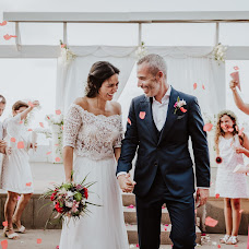 Fotografo di matrimoni Antonio La malfa (antoniolamalfa). Foto del 21.11.2018