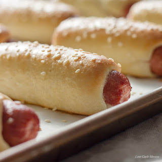 Low Carb Bagel Dogs Recipe
