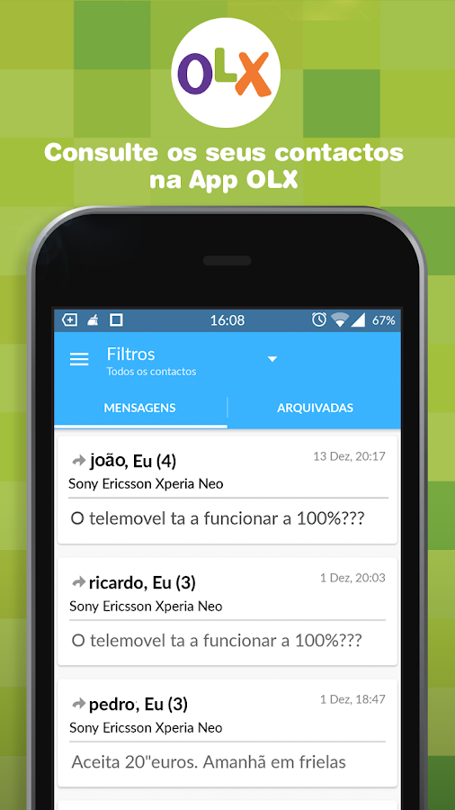 OLX Portugal - Classificados- screenshot