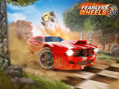 Fearless Wheels 1.0.18 MOD (Unlimited Money) 1