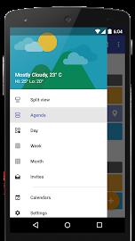 Today Calendar 2016 Screenshot 6