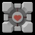 Portal Companion Cube icon