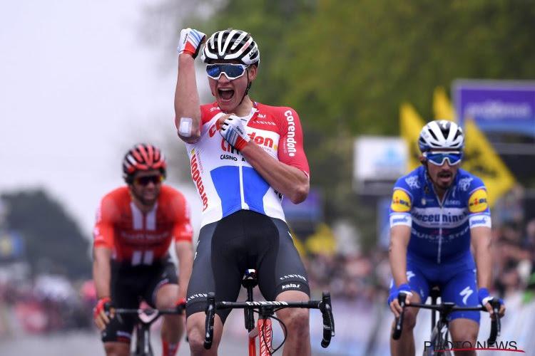 """Mathieu van der Poel vreesde niemand: """"Nu was ik echt wel zelfzeker"""""""