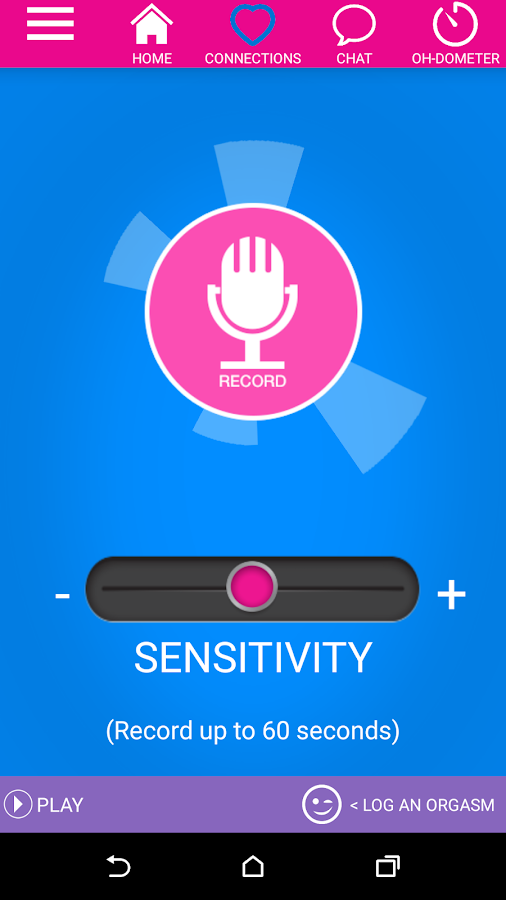 OhMiBod Remote- screenshot