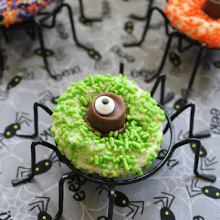 Rolo Eye Cookies | Halloween Cookies