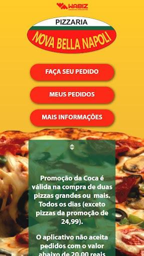 Pizzaria Nova Bella Napoli 2.1.8 screenshots 1