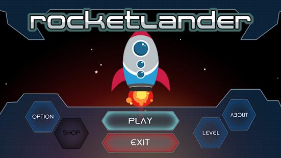 Rocket-Lander 1